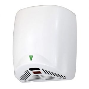 POWER-DRI high speed automatic hand dryer - White