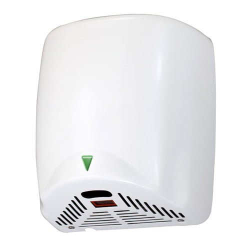 POWER-DRI high speed automatic hand dryer - White