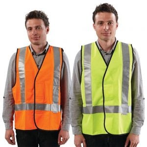 Day/Night hi-vis vest