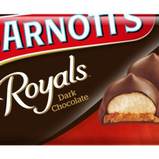 Arnotts Dark Chocolate Royals