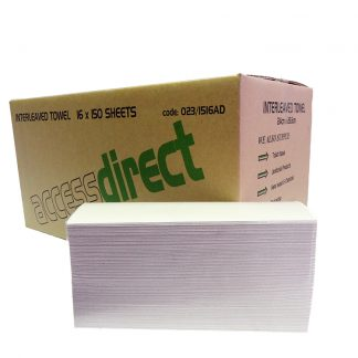 Access Direct Ultraslim hand towel 023/1516AD