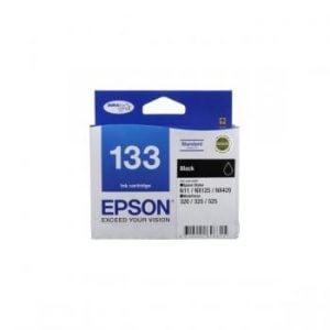 Epson T1331 (133) Black Ink Cartridge