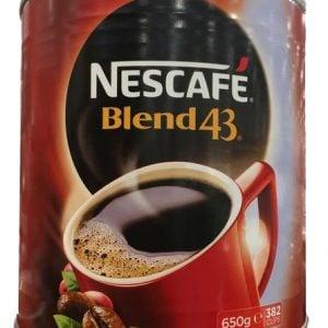 Nescafé Blend 43 650g tin