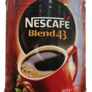 Nescafe Blend 43 650g tin