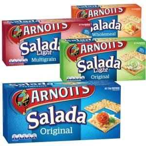 Salada varieties 250g
