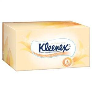 Kleenex Aloe Vera tissues