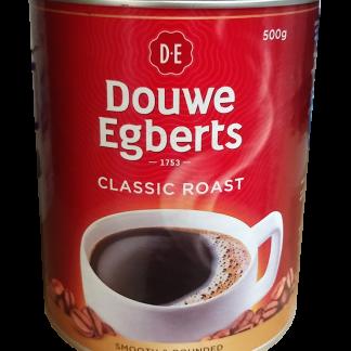 Douwe Egberts Classic roast instant coffee 500g
