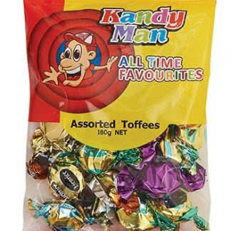 Kandy Man Assorted Toffees
