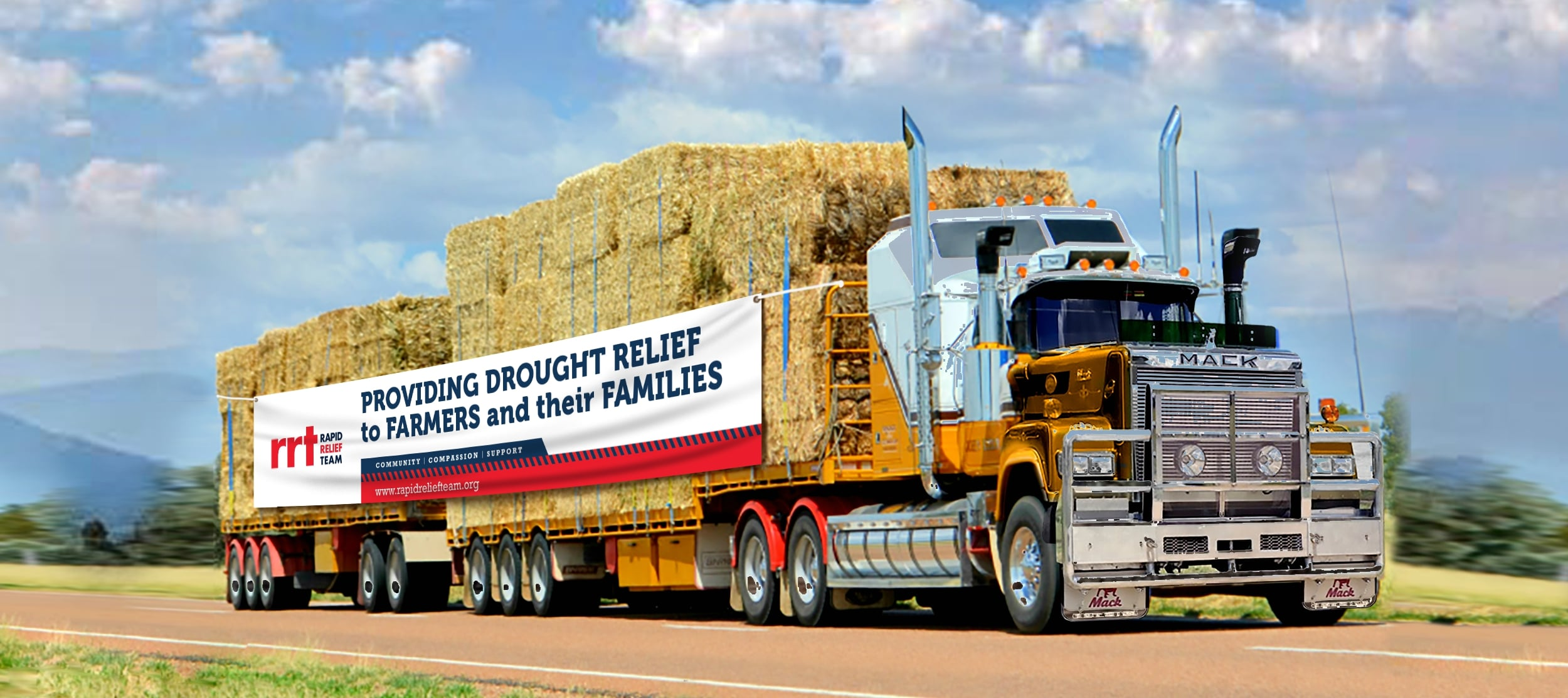 RRT Operation Drought Relief