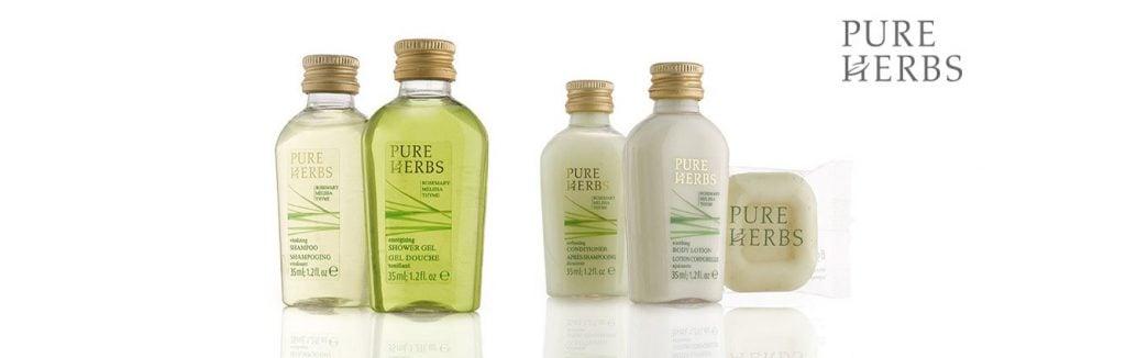 Pure Herbs range