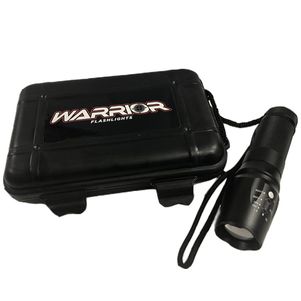 Warrior Portable Flashlight