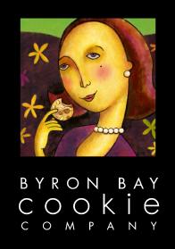 Byron Bay Cookie Company logo