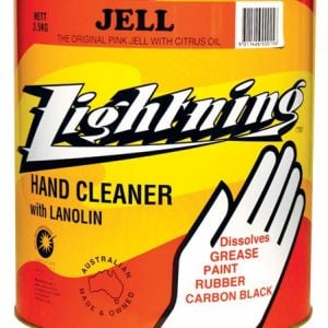 Jell Lightning Hand Cleaner with Lanolin