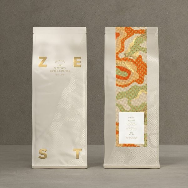 Zest Stardust coffee