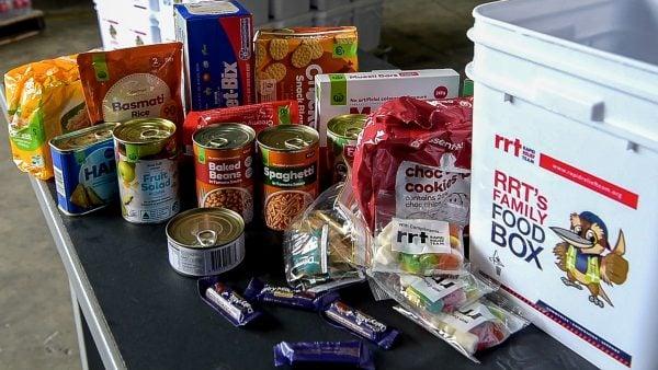 RRT Food Box